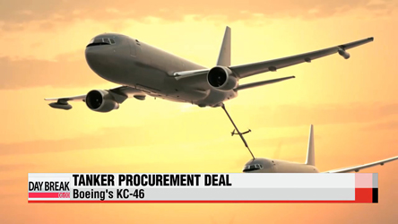 Fierce competition ahead for aerial tanker procurement