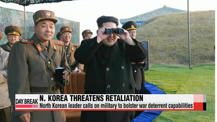 Seoul denounces Pyongyang for threatening to retaliate over last week's UN resolution