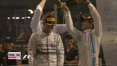Hamilton claims F1 world championship after 11th win in Abu Dhabi