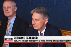 Iran, P5+1 given themselves 7 more months for historic nuclear deal