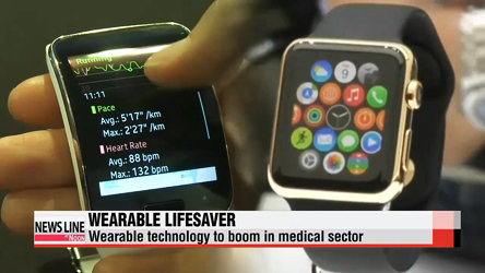 Wearable medical device to help detecting diseases
