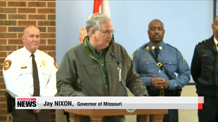 National Guard tripled in Ferguson ahead of possible second night of protests