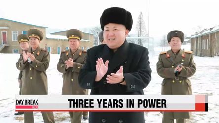 After 3 years in power, Kim Jong-un in final stage of forming own power base