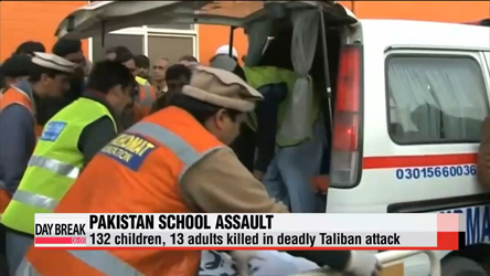 Pakistan Taliban's school massacre kills 145, mostly students