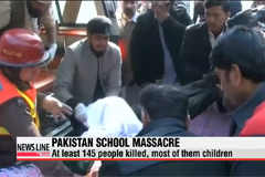 Taliban attack on Pakistani school kills at least 145