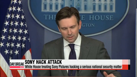 Sony Pictures hack attack a serious national security matter: White House