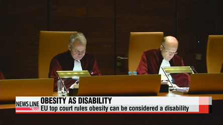 EU high court rules obesity could be disability