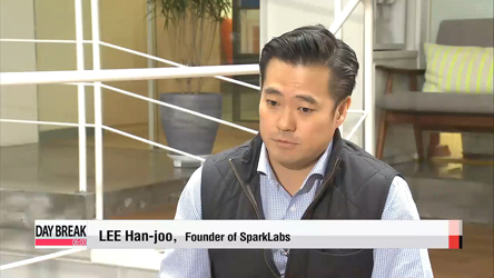Interview with CEO of SparkLabs Lee Han-joo