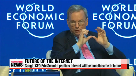 Google CEO predicts Internet will be unnoticeable in future
