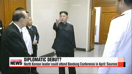 North Korean leader could attend Bandung Conference in April: Sources
