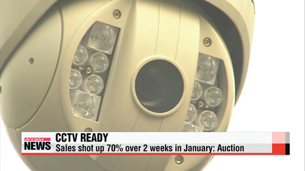 CCTV sales shot up 70% over 2 weeks in January: Auction