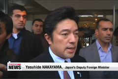 Japan working with Jordan to rescue remaining hostage
