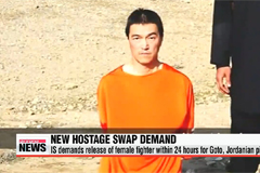 Japan, Jordan IS hostage