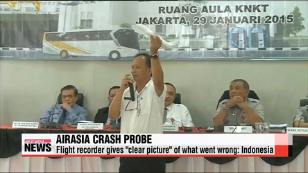 Recorders give 'clear picture' of crashed AirAsia plane