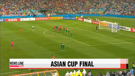 S. Korea, Australia to go head-to-head in Asian Cup final