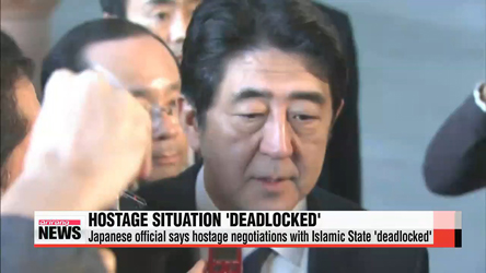 Japan admits hostage negotiations with Islamic State 'deadlocked'