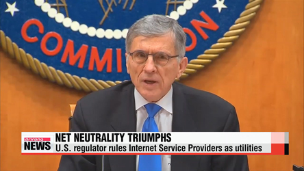 U.S. adopts net neutrality rules for open Internet