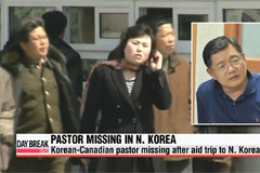 Korean-Canadian pastor loses contact after aid trip to N. Korea