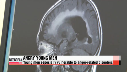 Young men most prone to anger-related personality, behavioral disorders