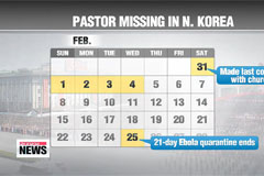 Korean-Canadian pastor missing after aid trip to N. Korea