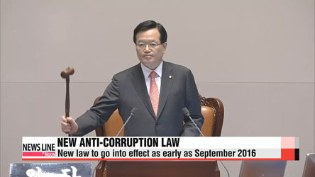 Critics raise concerns about constitutionality of new anti-corruption law
