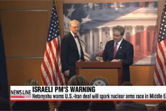 Israeli PM Netanyahu warns U.S.-Iran deal will spark Mideast arms race