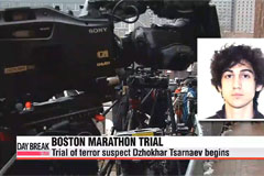Trial of Boston marathon terror suspect begins