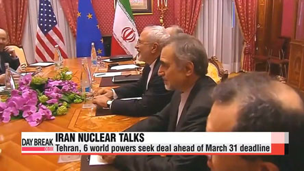 Time running out on Iran nuclear talks