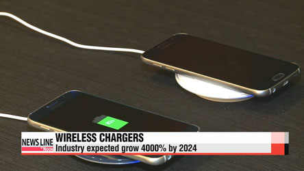 Wireless power industry to grow over 4000% in size by 2024
