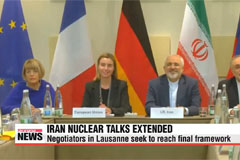 Iran nuclear talks extend past deadline