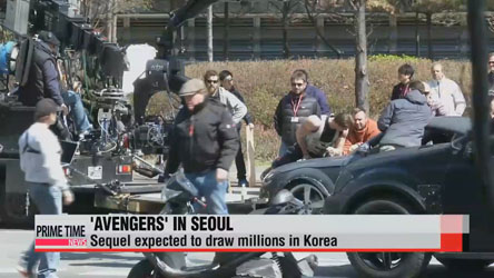 Will the next 'Avengers' movie help boost tourism to Korea?