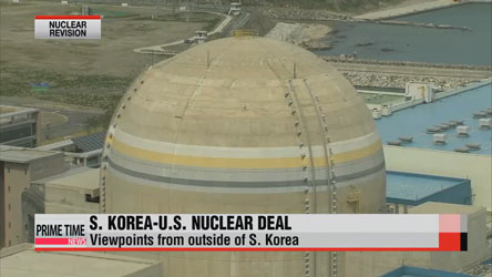 In-depth: Seoul-Washington nuclear accord