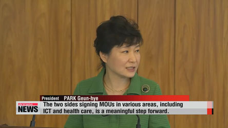 Korea, Brazil to expand cooperation to health care, ICT