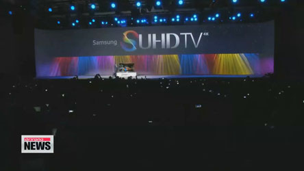 Samsung Electronics tops global UHD panel market in Q1