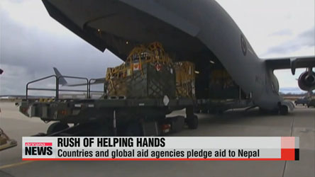Korea dispatches search and rescue team to Nepal
