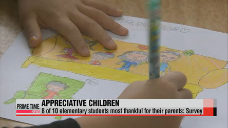 8 in 10 elementary students appreciate their parents most: Survey