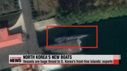 N. Korea deploys high-speed infiltration boats to West Sea: Seoul