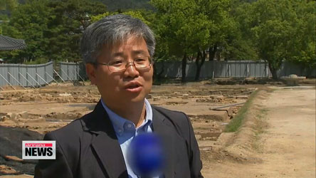 Korea's first electricity plant site found