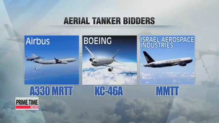 Airbus beats Boeing for S. Korea's aerial tanker contract