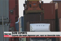Korea's exports fall 1.8% y/y in June
