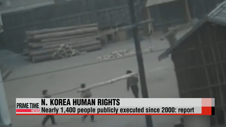 North Korea has carried out nearly 1,400 public executions since 2000: report