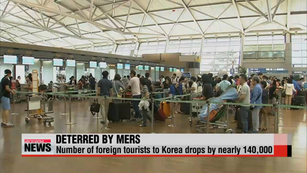More Koreans traveled overseas in June, despite MERS outbreak