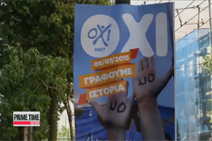 Greece divided few days ahead of bailout referendum