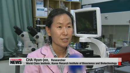 Local scientists study degradation process of stress proteins