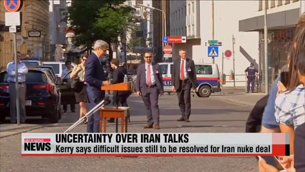 Iran nuclear negotiations could still go either way: Kerry