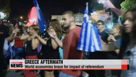 World economies brace for impact of Greek referendum