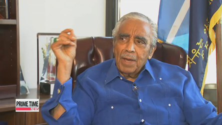 U.S. Congressman Charles Rangel reflects on Korean War