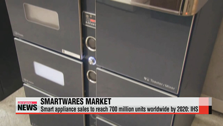 Smartwares market expected to grow 134% annually in next five years