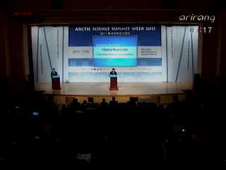 Scientists Convene for 2011 Arctic Science Summit Week in Seoul