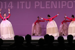 ITU congratulatory performance